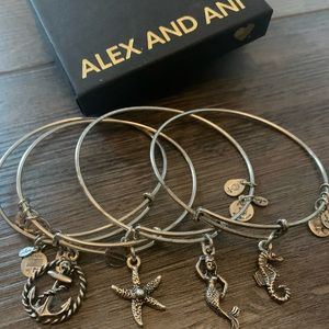 Alex And Ani : Under the Sea Themed Bundle